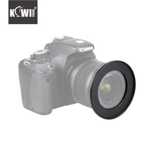 Image 2 - KIWI Camera Metal Adapter Tube 49mm 82mm Filters Hoods Lens Converters Ring for Olympus/Panasonic/Pentax/Canon/Nikon/Sony/Fuji