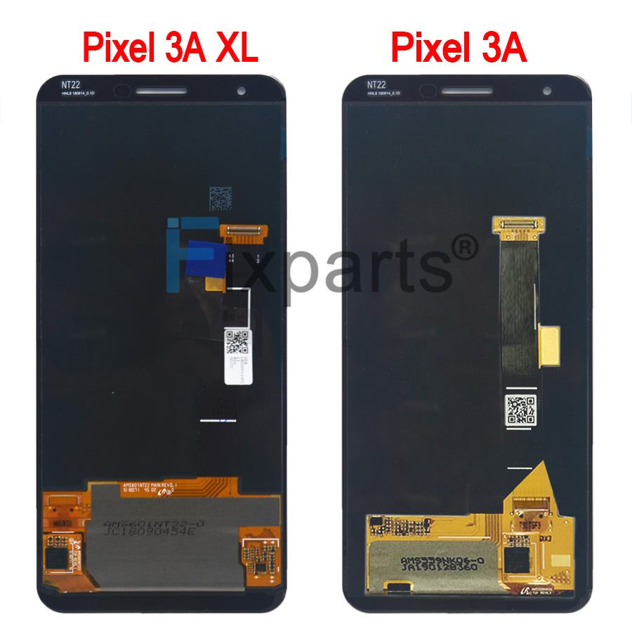 For Google Pixel 3A XL LCD Display Screen Touch Screen Digitizer Assembly Replacement For Google Pixel 3A LCD Pixel G020F LCD in Mobile Phone LCD Screens from Cellphones Telecommunications