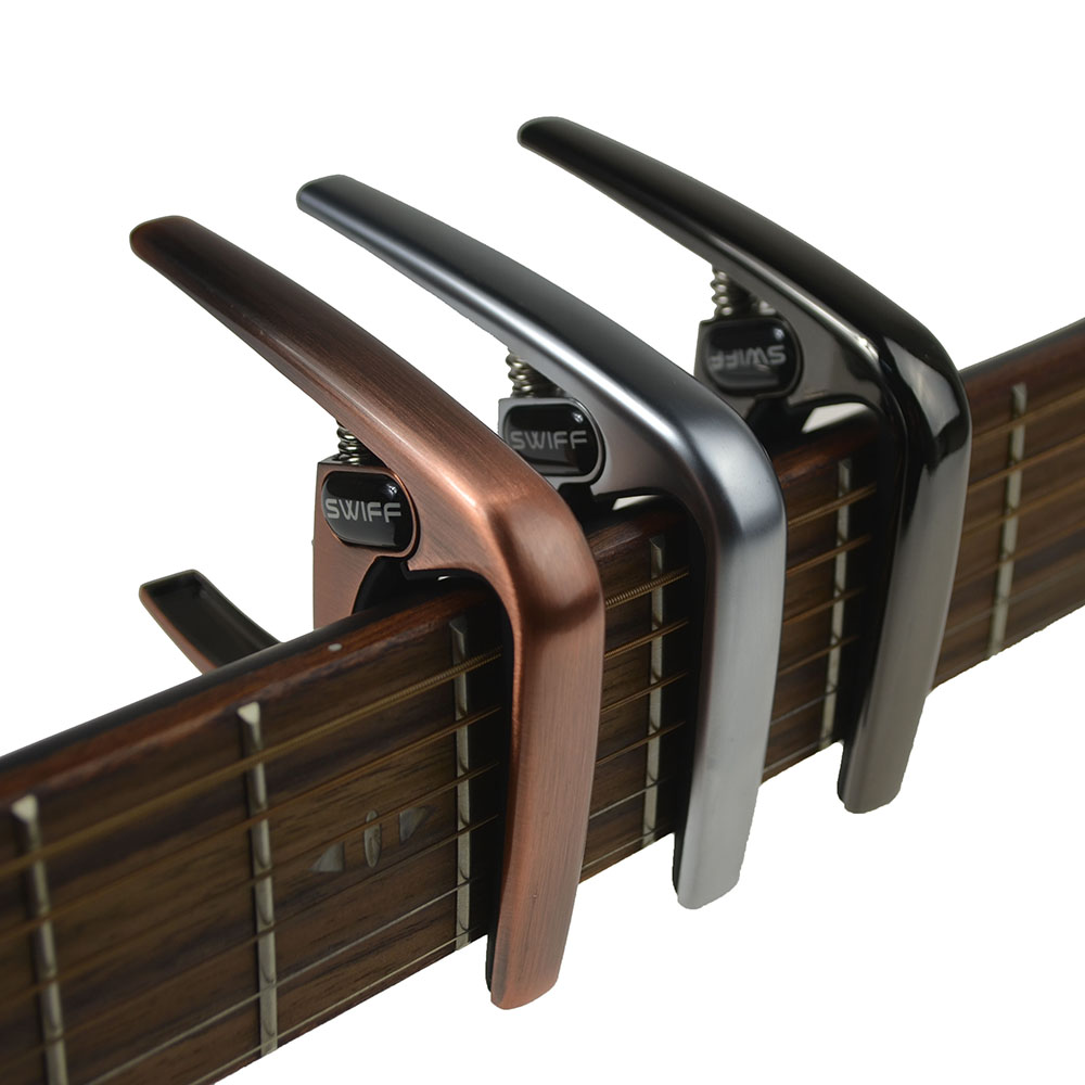 Aluminium Alloy Acoustic Classic Electric Guitar Capo For Adjusting Accessories Instrumentos Musicais amumu traditional weaving patterns cotton guitar strap for classical acoustic folk guitar guitar belt s113