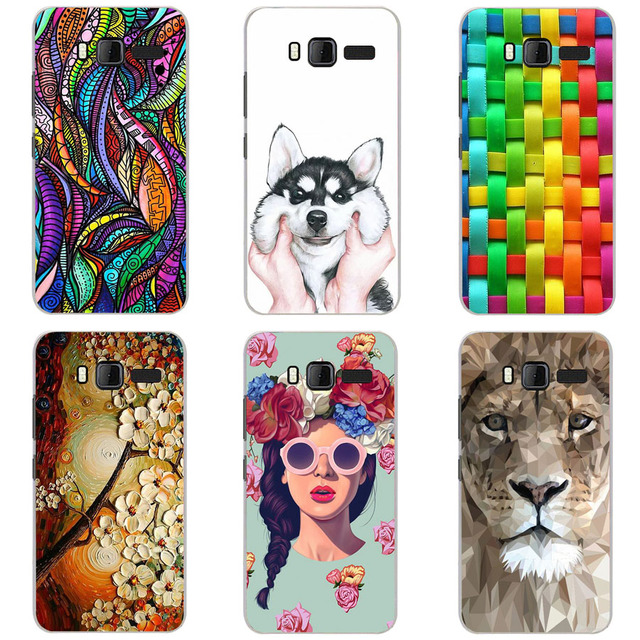 Case For Lenovo A916 Case Cover 5.5 inch Feather Painting TPU Soft Silicone Back Cover For Lenovo A916 Mobile Phone Cases