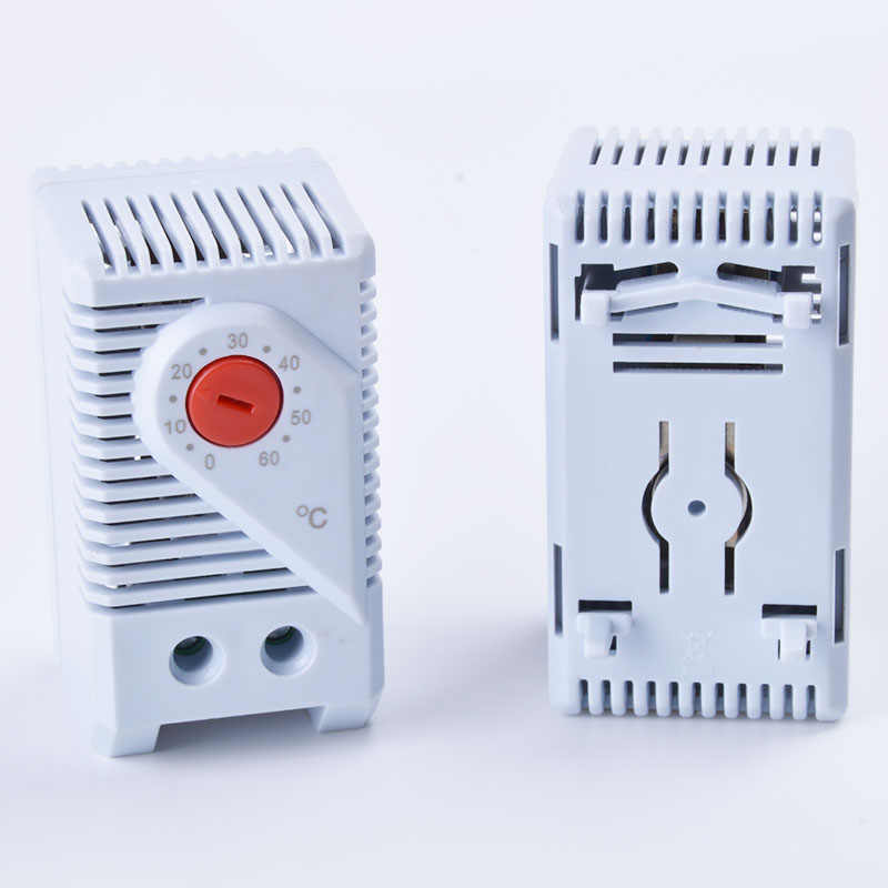 free shipping 1pcs KTO011 KTO 011 KTS011 (0~60 degree) Compact Normally Close NC Mechanical Temperature Controller Thermostat