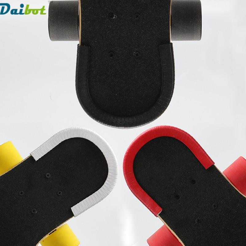 Elektrische Skateboard Stoßstange Crash Streifen 4 Räder Skateboard Schutzhülle Stoßstangen Zubehör Für Skateboards Elektro-scooter