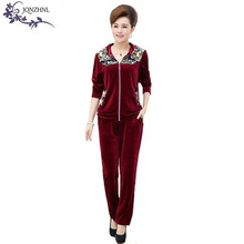 Women Sporting Suit Casual
