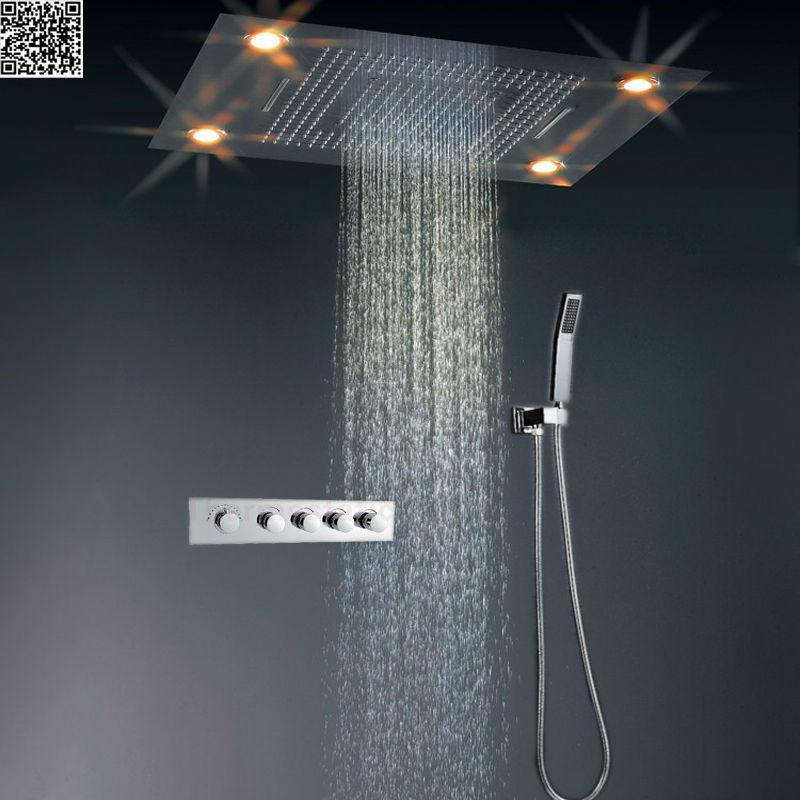 Modern Shower Fixtures