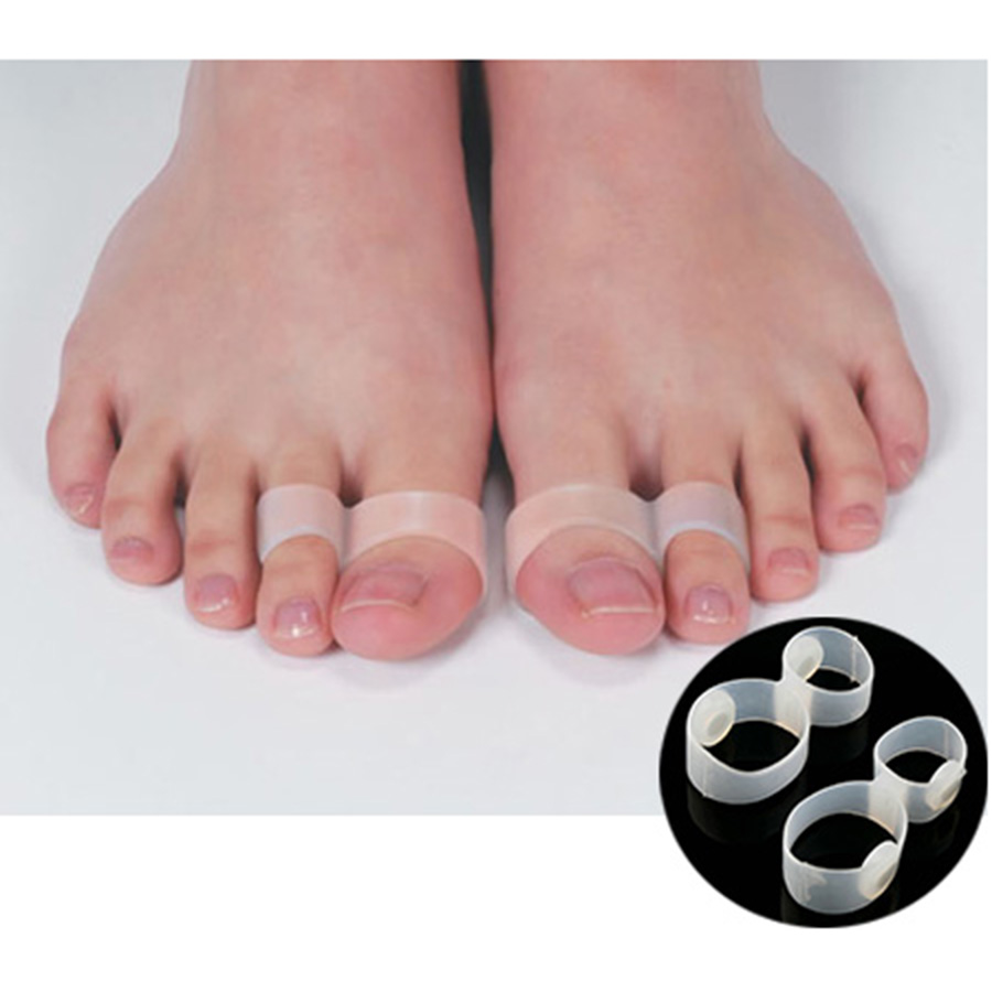 Magnetic Slimming Foot Massage Toe Rings
