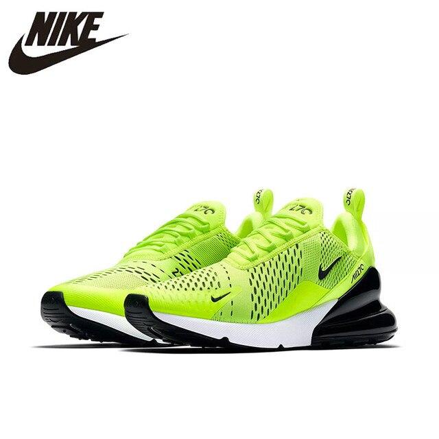 Nike Air Max 270 180 Mens Zapatos de deporte al aire libre zapatillas de deporte cómodos transpirables para hombres AH8050-701 tamaño EUR