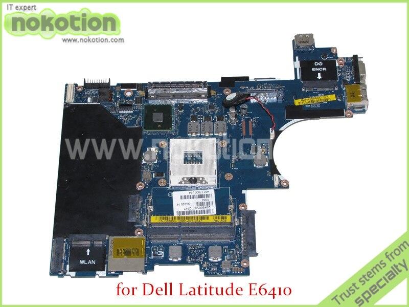 NCL00 LA-5471P REV 1.0 CN-08885V 08885V For dell Latitude E6410 Laptop motherboard QM67 DDR3