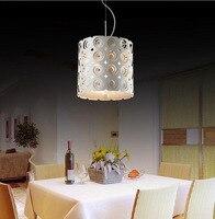 3 lights mini pendant lighting Italy style dining room Coffee shop Bar bathroom led pendant lights