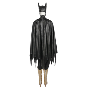 Image 2 - MANLUYUNXIAO חדש הגעה נשים תלבושות Batgirl קוספליי תלבושות ליל כל הקדושים קוספליי תלבושות עבור נשים תפור לפי מידה נשים בסיסית