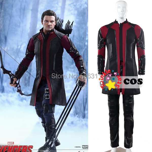 new movie 2017 Avengers Age of Ultron Clint Barton Hawkeye cosplay costume avengers cosplay adult men on Aliexpress.com | Alibaba Group  sc 1 st  AliExpress.com & new movie 2017 Avengers Age of Ultron Clint Barton Hawkeye cosplay ...