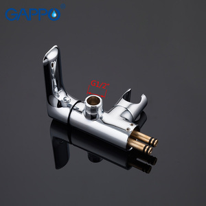Image 4 - GAPPO Bidet Faucets muslim shower toilet bidets sprayer hygienic shower wall mount washer mixer tap