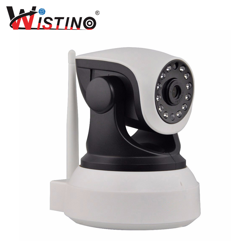 Wistino CCTV HD 720P Wifi Wireless IP Camera Mini Baby Monitor Onvif Network Surveillance Security Camera Night Vision Wireless wistino cctv camera metal housing outdoor use waterproof bullet casing for ip camera hot sale white color cover case