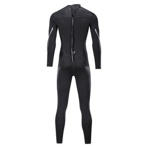Image 2 - New One Piece Neoprene 3mm Diving Suit Winter Long Sleeve Men Wet suit Prevent Jellyfish Snorkeling Suit Free Shipping