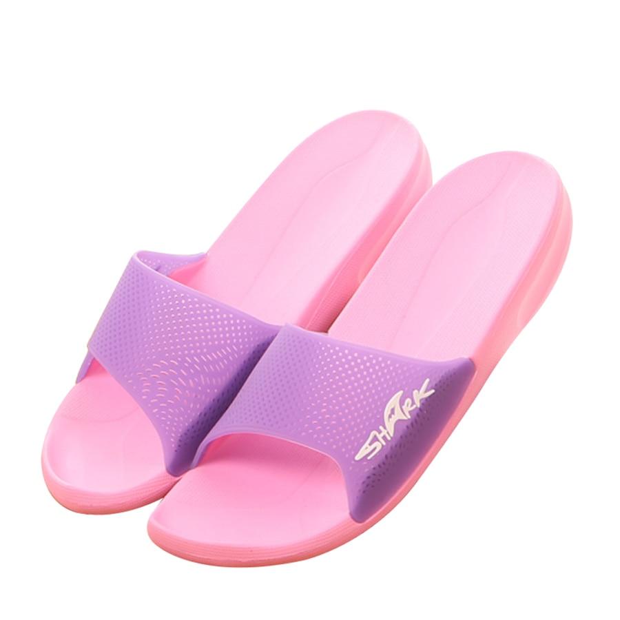Men Women Mesh Shoes Summer Beach Bath Slippers Female Male Casual Breathable Anti-Slip Flat Sandals