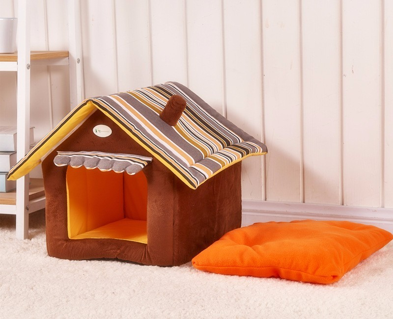 Cute Cat Sleeping House