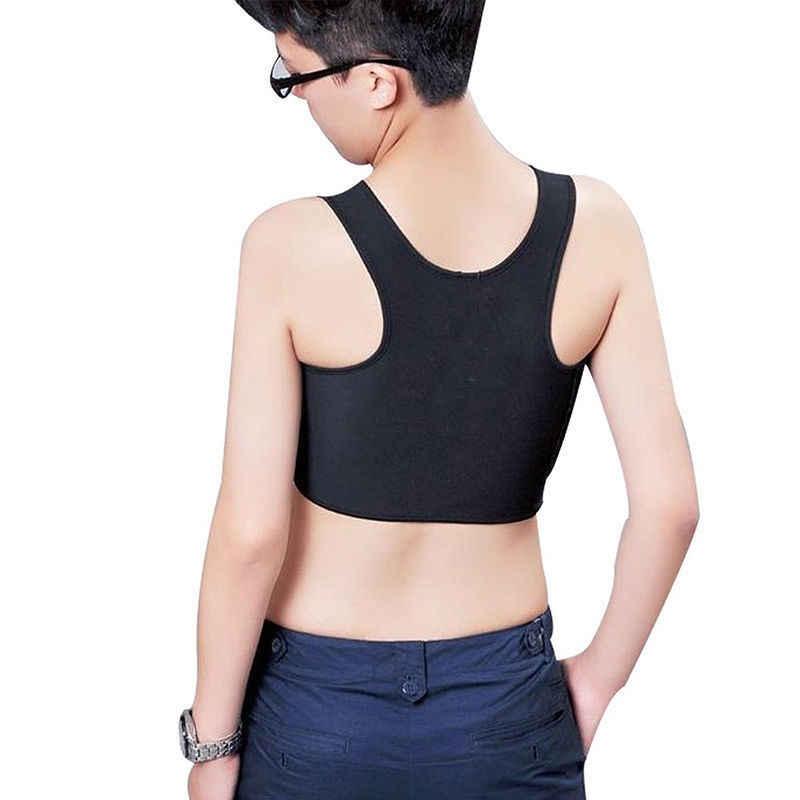 Новый стиль, мужское Корректирующее белье, Tomboy, повседневное, пряжка, короткая грудь, грудь, бандаж транс, короткое тело, формирователь, чистый цвет, мода, хит 2019