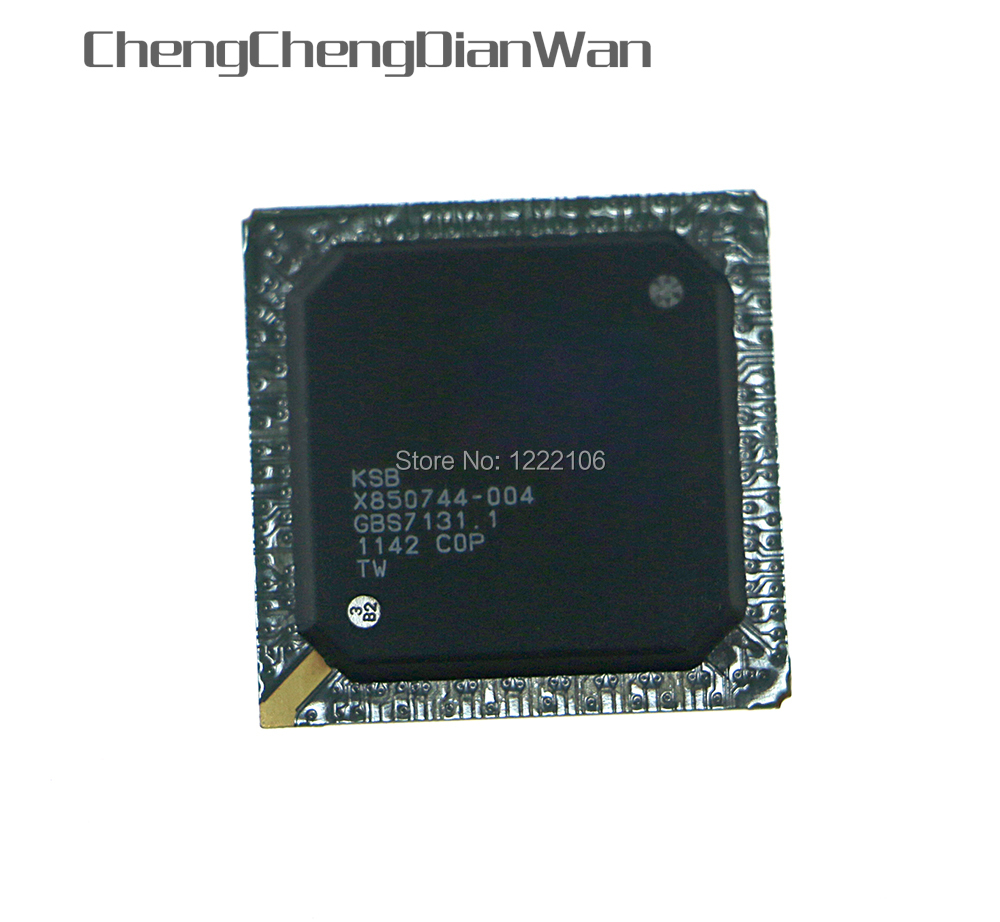 ChengChengDianWan For Xbox360 Xbox 360 KSB X850744-004 X850744 004 GPU BGA Game Chip 3pcs/lot