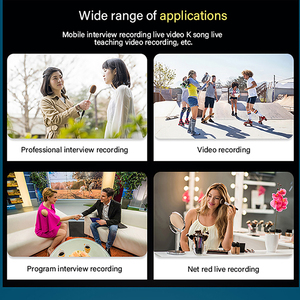 Image 2 - Saramonic Vmic Mini Kondensator Mikrofon mit TRS & TRRS Kabel Vlog Video Aufnahme Mic für iPhone Android Smartphones PC Tablet