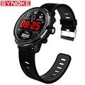 Спортивные Смарт-часы SYNOKE  мужские цифровые светодиодные электронные наручные часы  водонепроницаемые часы 5 бар  часы для бега