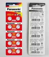 500 pçs/lote 100% Original Panasonic AG12 LR43 186 0% Hg para Relógios Brinquedos 1.5V Alcalina de Célula Botão Baterias Para calculadora 0% Hg