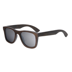 Image 2 - BerWer 2020 موضة النظارات الشمسية المستقطبة المتاحة نظارات شمسية خشبية من الخيرزان