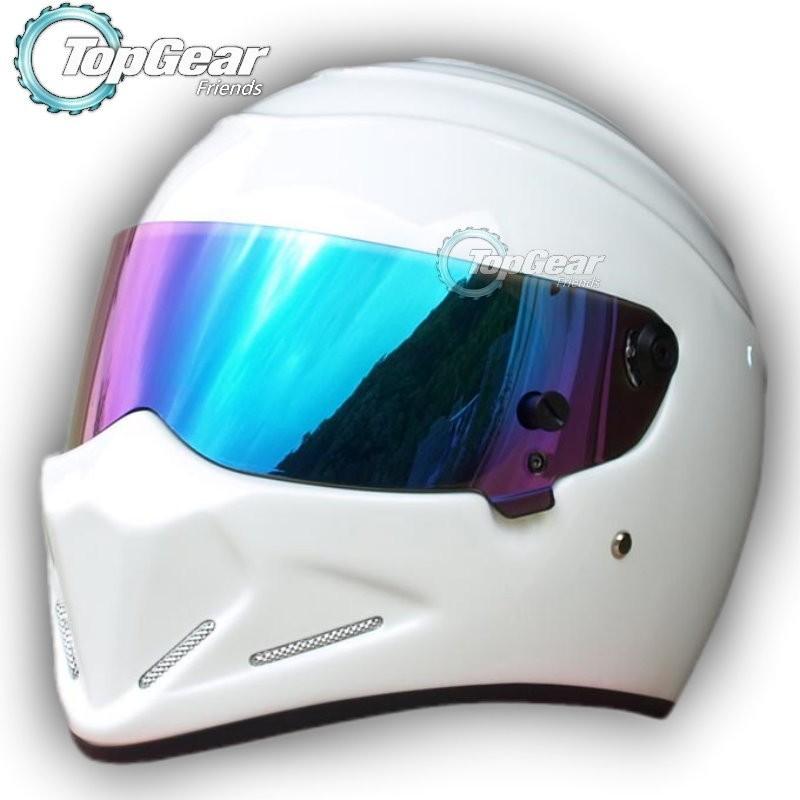 Topgear-The-STIG Helmet-TG-Fans's Collectable-CRG-as-SIMPSOM-Pig-Helmet