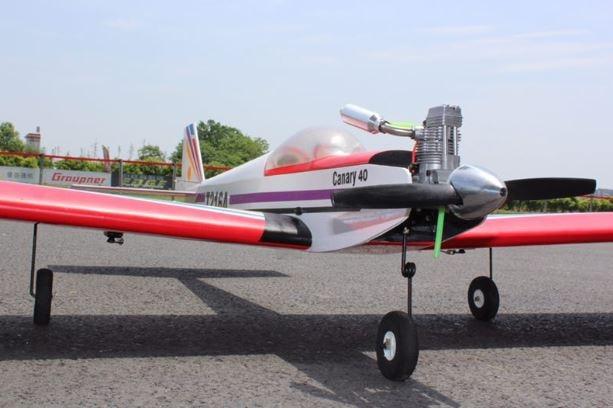 1,6 Mt Niedriger Einzigen Flügel übung Maschine Kraftstoff Fernbedienung öl Feste Feste-flügel Flugzeug Modell Benzin Motor Flugzeug Ungleiche Leistung