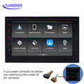 FREE SHIPPING Original VW android UI Car DVD Player GPS Radio Navigation ISO 36 pin Plug For Passat B5 Golf 4 Polo Jetta 2001-04