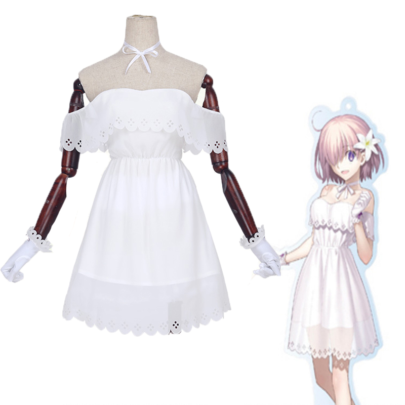Game Fate Grand Order Cosplay Costumes Matthew Kyrielite Cosplay Dress Costume Halloween Carnival Party Women Cosplay Costume