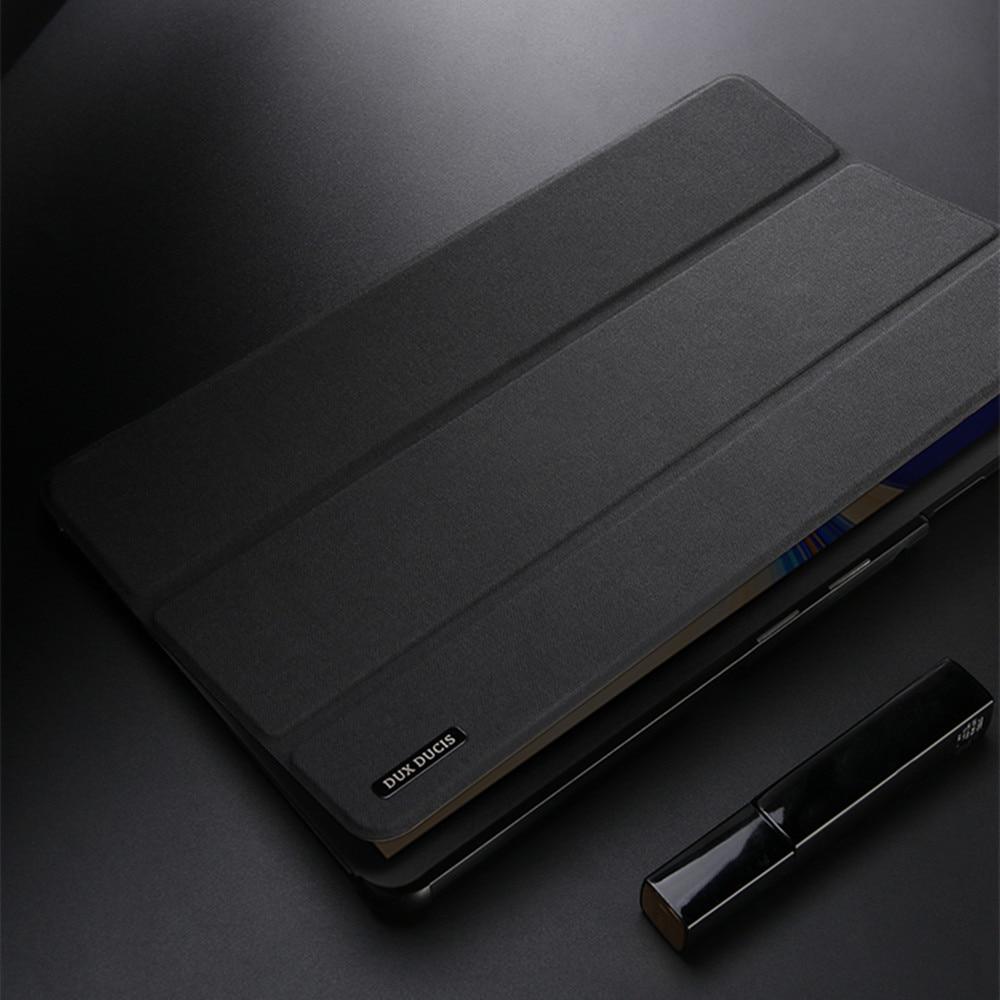 Pour Samsung Galaxy Tab S4 10.5 Cas De Luxe PU Cuir Flip Smart Cover Case pour Samsung Galaxy Tab S4 t830 T835 10.5 pouce Couverture