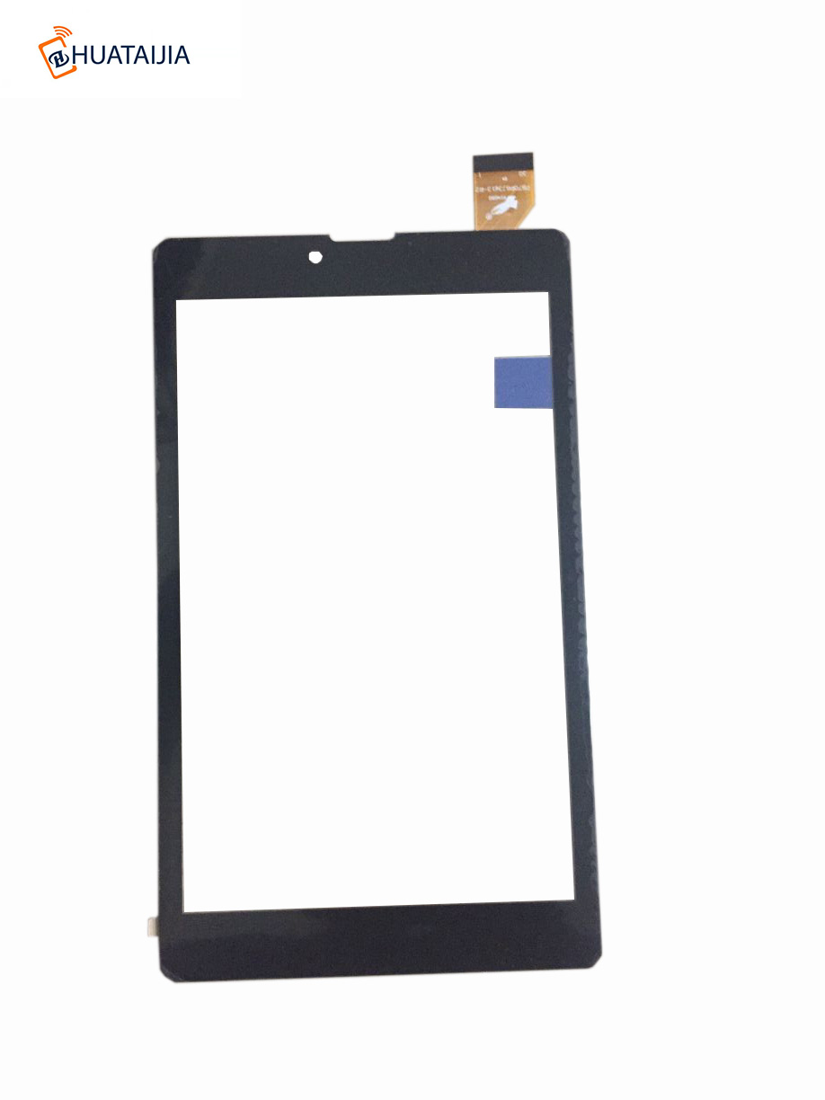 new touch screen digitizer touch panel glass sensor for 7 DIGMA OPTIMA 7100R 3G TS7105MG Tablet Free Shipping математика для малышей я считаю до 100