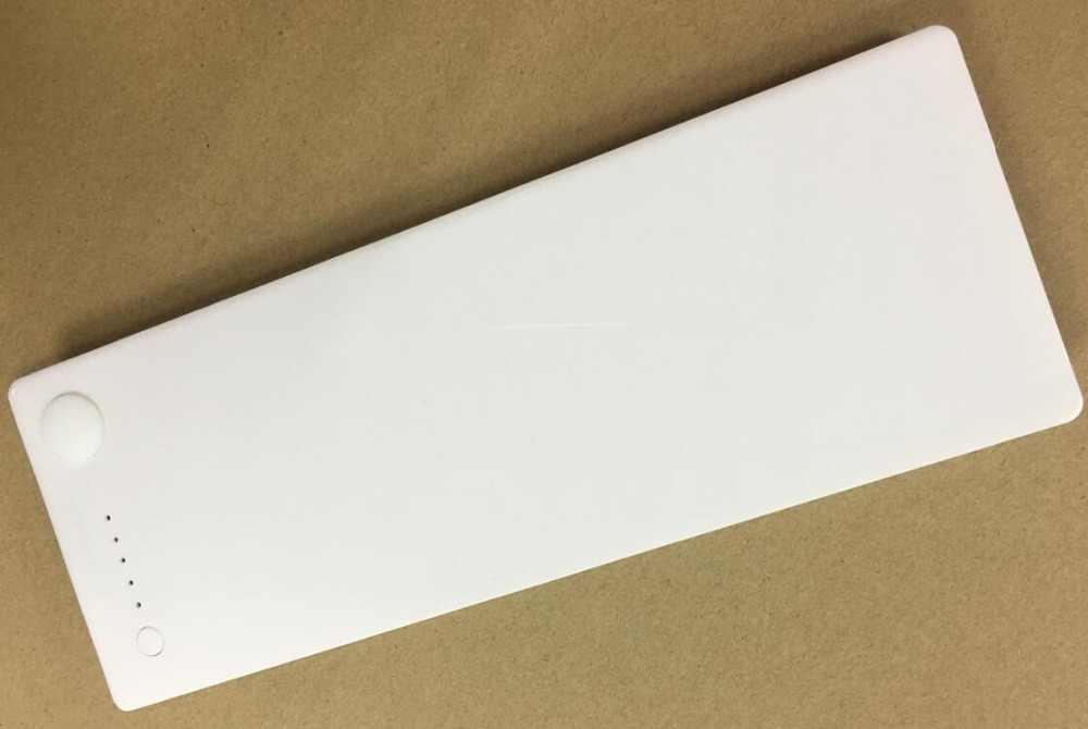 Batterie d'ordinateur portable pour Apple Macbook A1181 A1185 MA561 MA566 blanc, livraison gratuite