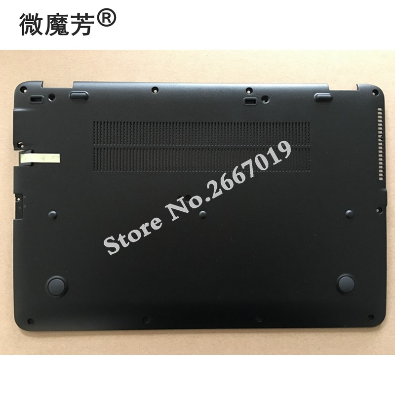 New For HP for ELITEBOOK 850 G3 755 G3 Bottom Base Case Cover D shell 821181