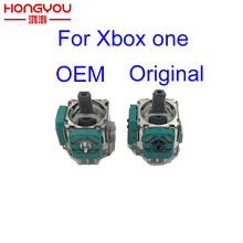 Playstation 4 için 3D denetleyicisi Joystick eksen Analog sensör modülü değiştirme Xbox One için