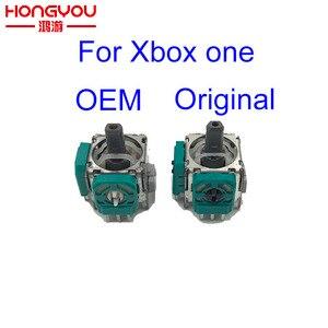 Image 1 - Playstation 4 için 3D denetleyicisi Joystick eksen Analog sensör modülü değiştirme Xbox One için