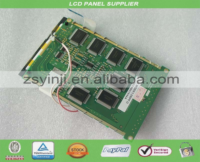 """Image 2 - LMG6912RPFC 00T  5.7"""" FSTN LCD Panel-in LCD Modules from Electronic Components & Supplies"""
