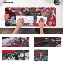 Babaite Hot Sales Anime persona 5 Laptop Computer Mousepad Free Shipping Large Mouse Pad Keyboards Mat