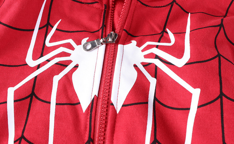 Children Clothing Autumn Winter Toddler Boys Clothes Sets Spiderman Costume Kids Clothes For Boys Clothing Suit 3 4 5 6 7 Year 38