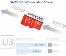 SAMSUNG EVO+  Micro SD 32G SDHC 80mb/s Grade Class10
