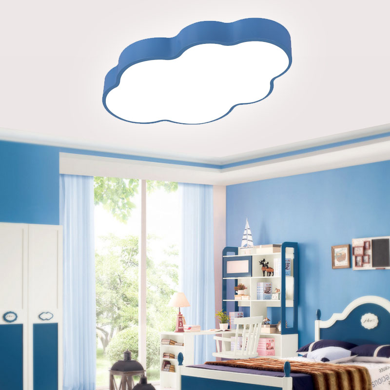 Blue Cloud Ceiling lights for living room bedroom kids room surface mounted led ceiling lamp home De Techo Iluminacion