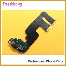 Original m8 mini usb conector dock flexión portuaria de carga cable flex para htc one mini 2, envío Gratis