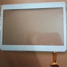 "Nueva Pantalla Táctil Para 10.1 ""BDF 101 Tablet Con DH 1071A1 PG FPC232 Touch panel Digitalizador Del Sensor de reemplazo"