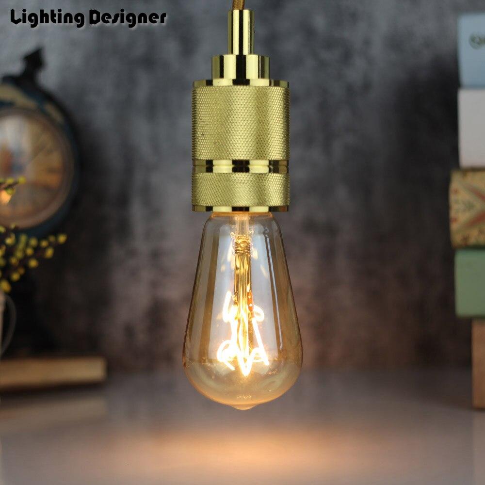 Lampe Ampoule Vintage E27 Socket Porte Retro Vintage Edison