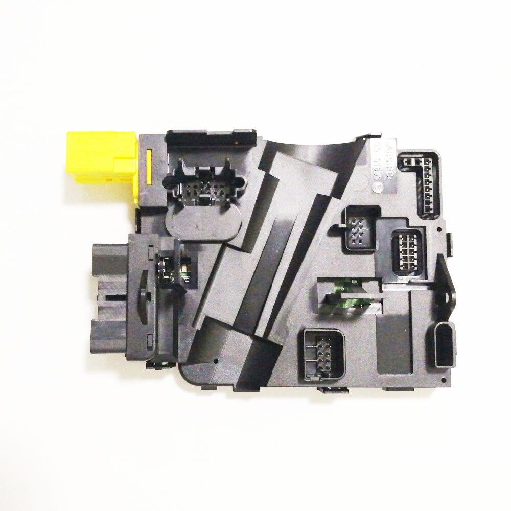 ELISHASTAR D'origine cache de volant Module Multifonction Croisière système de contrôle Pour VW Golf 6 Jetta MK5 1K0 953 549CH 1K0953549CH