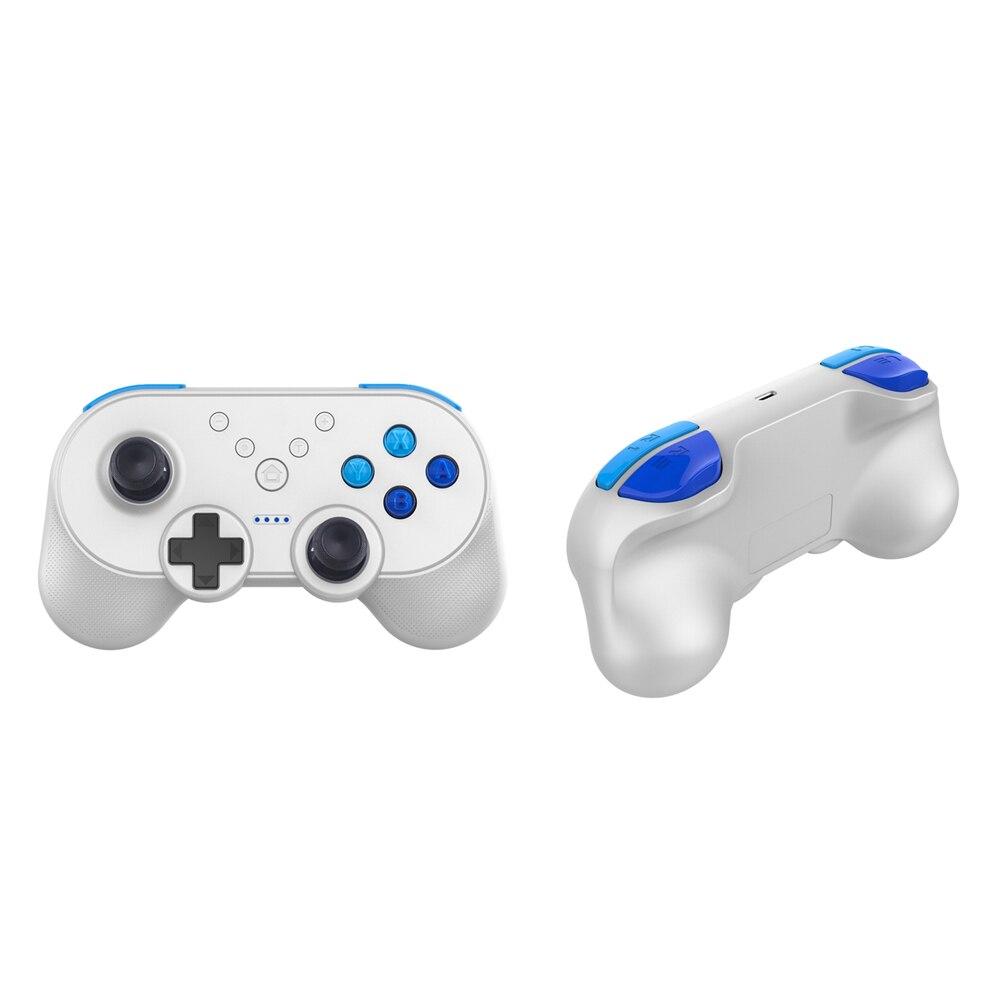 Mini contrôleur de jeu sans fil Bluetooth pour Console de commutation ntint manette NS avec fonction NFC Mode de connexion d'écho