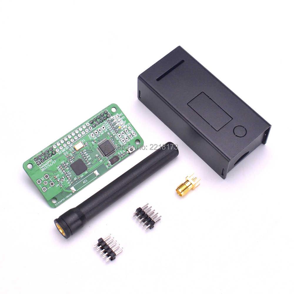 UHF&VHF MMDVM hotspot Support P25 DMR YSF for raspberry pi