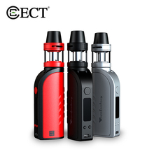 Original ECT B40 Mod Kit 40W Electronic Cigarette Starter Kit 2200mAh Battery 510 Thread Metal Body Vaper Kit 0.3ohm 2ml Tank
