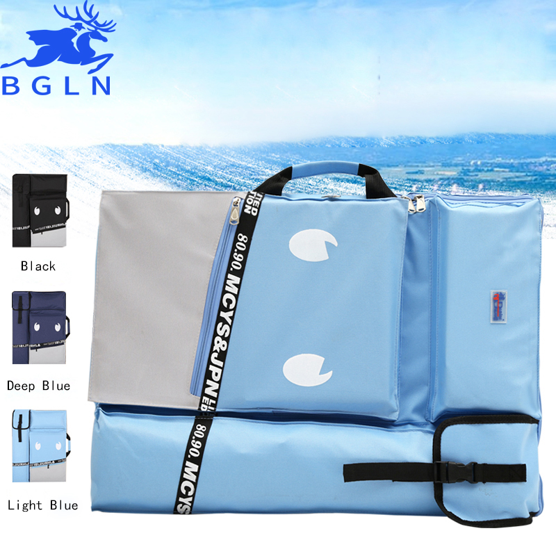 BGLN Painting Bag Waterproof 4K Portable Painting Board Bag Smiling Drawing Bag Tablet Painter Board Carrying Sketchpad Bag