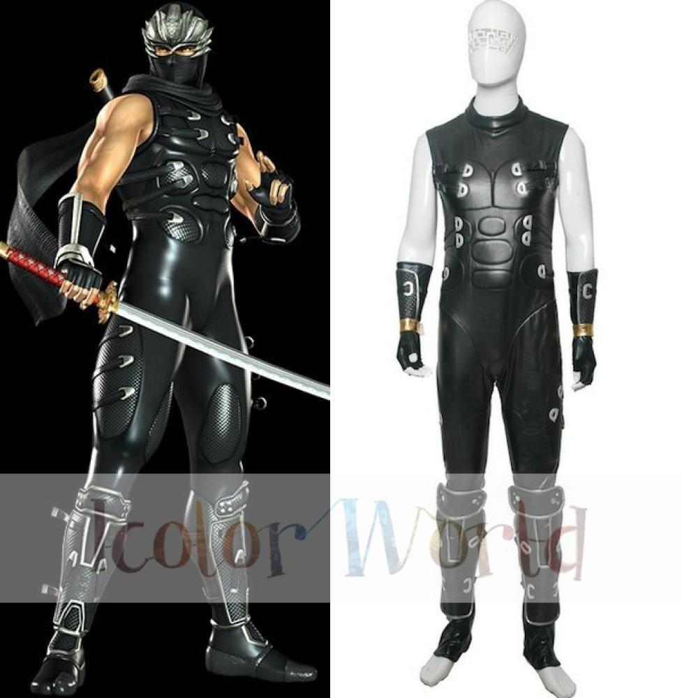 Ninja Gaiden ריו היאבוסה Cosplay תלבושות ב Ninja Gaiden ריו היאבוסה