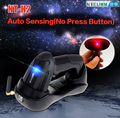 Free Shipping!NTEUMM NT-H2 Handheld 433MHz Wireless Barcode Scanner Reader with Memory Laser Bar code for Inventory&Auto Sensing
